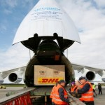 DHL introduces special air freight containers for health-care shipments