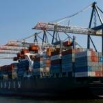 Hanjin trims net loss in third quarter as volume expands