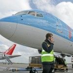 Air freight volume dips in Sept