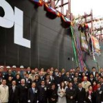 NOL takes delivery of two 10,000-TEU ships