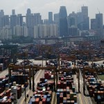Singapore's 2011 port traffic breaks records