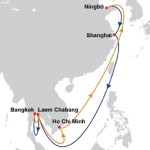 New China-Bangkok joint service from OOCL and RCL