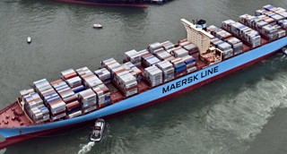 maersk line Maersk Line slashes capacity on Asia Europe trade by 9%
