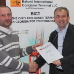 ICTSI Georgia unit, Arkas Line ink terminal services agreement
