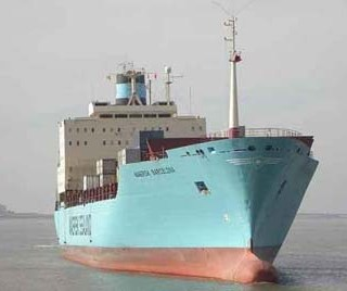 Maersk Barcelona Maersk Line slashes capacity on Asia Europe trade by 9%