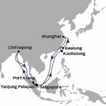 MCC revises Shanghai 1 service