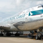 HK Cathay Pacific profit falls on high fuel costs, weak demand
