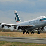 Cathay Pacific, Dragonair see 10.6% fall in cargo traffic