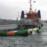 Fairmount Fuji assists Stena Icemax