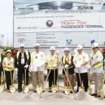 Passenger terminal building in Manila North Harbor breaks ground