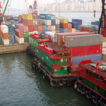 Cargo volume contracts 6% at HK port
