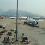 HK airport aims high with 3-runway project