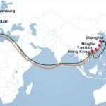 Hanjin, Evergreen trim joint China-Europe capacity