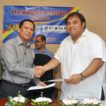 PISFA-PATTS ink MOA on training courses