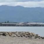 Hijo port construction running on schedule