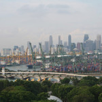 Singapore port's 2012 box traffic exceeds 30 million TEUs