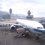 Cathay Pacific's profit sank 83% in 2012
