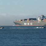 MSC halts bookings on North Europe-Asia loop