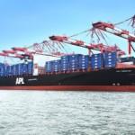 NOL names its first 14,000-TEU box ship