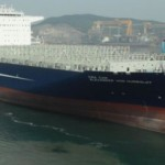 CMA CGM's second 16,000-TEU ship embarks on initial voyage
