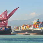 Ships jam HK harbor as talks fail to end strike