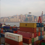 HK dockers bring strike to port owner's HQ