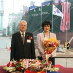 Evergreen's new 8,452-TEU ships to ply Asia-Europe trade