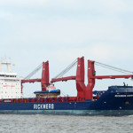 Rickmers-Linie adds heavy lift multi-purpose vessel to fleet
