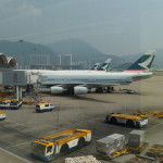 HK airfreight handler logs double-digit volume growth