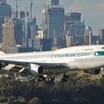 Dragonair, Cathay Pacific passed another slow month