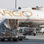 Etihad Cargo handles record July volume