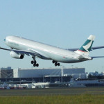 Cathay Pacific pockets small profit in H1