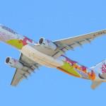 Dragonair, Cathay Pacific log slight traffic uptick