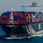 APL christens new 9,200-TEU box ship bound for Asia-US trade