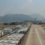 HKIA cargo traffic grows, Garuda to double aircraft fleet