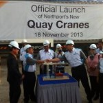 Malaysia's Northport acquires 4 new quay cranes