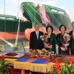 Evergreen names 2 newest 8,452-TEU ships Lively and Lenient