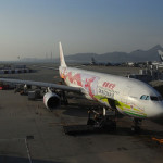 Hong Kong airlines off to a slow start