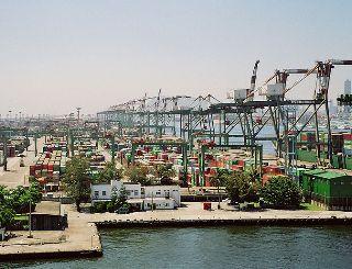 Port of Kaohsiung, Taiwan
