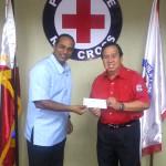 Eculine Phils donates to Yolanda victims