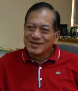 Anthony Dizon, president of the Cold Chain Association of the Philippines