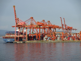 Container port