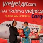 Vietnam carrier Vietjet Air inaugurates freight service