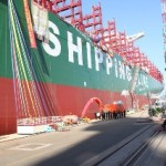 19,000-TEU CSCL Globe grabs title of world's largest box ship