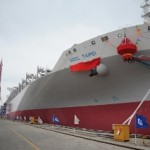 OOCL's latest 8,888-TEU ship to sail on transpac loop