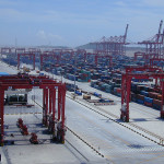 Shanghai still world's busiest box port