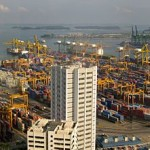 Box traffic at Singapore port accelerated 4% in 2014