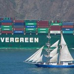 Evergreen chartering 18,000-TEU ULCVs as Maersk eyes 20,000-TEU ships