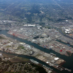 US West Coast ports schedule 4-day shutdown