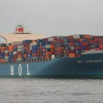 MOL joins 20,000-TEU club as K Line cuts box fleet and NYK opens SEA loop